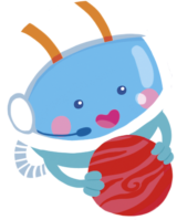 Namaka astronauta objectiu