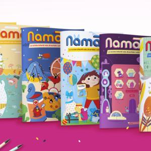 Lot primer any revista Namaka