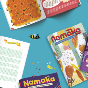 Subscripció anual revista Namaka