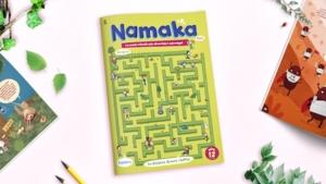 Portada de la revista Namaka número 12