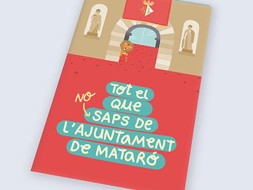 Serveis editorial revista Namaka per Ajuntament de Mataró
