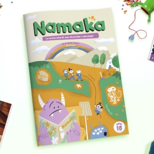 Revista Namaka núm. 15