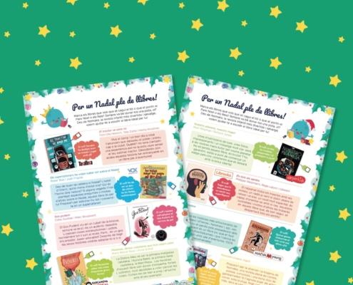 Llibres per regalar aquest Nadal