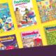 Lot del segon any a la revista infantil Namaka